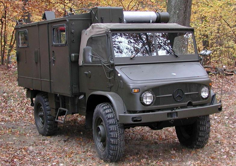 Unimogs Pinzgauers trucks-we-ve-sold